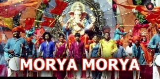 Morya Morya - Marathi Song by Daler Mehndi | Janiva Marathi Movie
