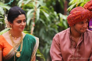 Neha Pendse, Adinath Kothare - Coming Soon Still Photos