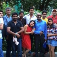 No Smoking on the sets of marathi film Classmates