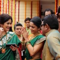 Resham Tipnis, Neha Pendse, Vijay Patkar - Premasathi Coming Suun Still Photos