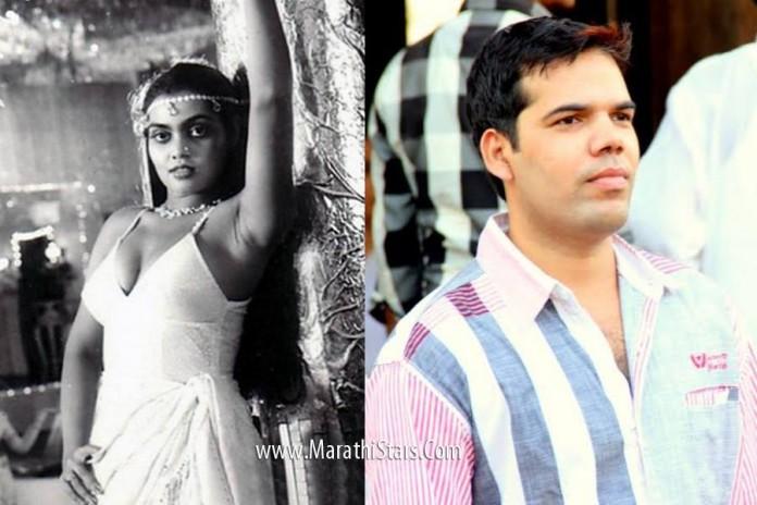 Sameer Khan and Silk Smitha
