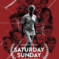 Saturday Sunday Marathi Movie Poster