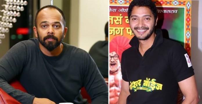 Shreyas Talpade sets a new trend with Rohit Shetty
