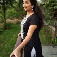Apurva Nemlekar Marathi Actress Serial Photo