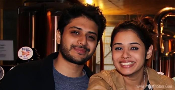 Music Director Karan Kulkarni and Singer Shalmali Kholgade