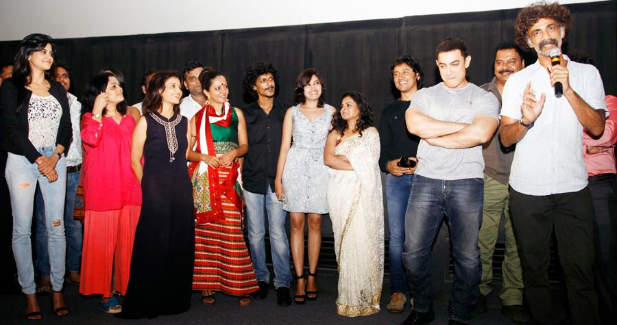 Special show of SATURDAY SUNDAY wows the viewers in the presence of Aamir Khan