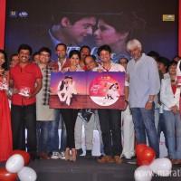 Team Pyaar Vali Love Story launching music video with Vikram Bhatt and Sachin Pilgaonkar