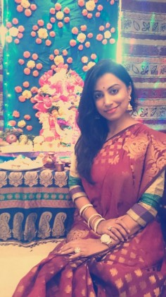 Kranti Redkar - Celebrating Ganesha Chathurthi