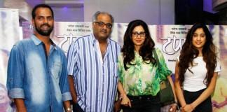 Laxman Utekar, Bony Kapoor, Sridevi