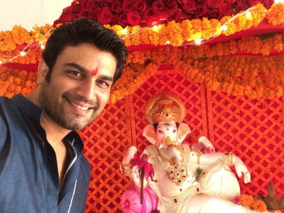 Sharad Kelkar - Celebrating Ganesha Chathurthi