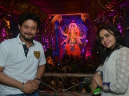 Muhurt of Welcome Zindagi with the blessings from Ganpati Bappa