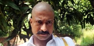 Jitendra Joshi as Martand - Baji Marathi Movie