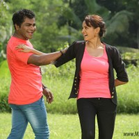 Kushal Badrike & Harshada Bhavsar - Love Factor Marathi Movie