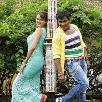 Kushal Badrike & Harshada Bhavsar - Love Factor Still Photos