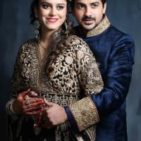 Marathi Actor Pushkar Jog Marriage Photos