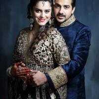 Marathi Actor Pushkar Jog Wedding Photos