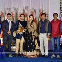 Pushkar Jog Marriage photo