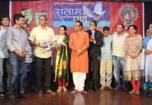 Anand Ingle, Vidyadhar Joshi, Chinmay Mandlekar, Madhura Satam, Abhijeet Satam, Ajit Bhure, Priyadarshan Jadhav, Aniruddh Joshi, Jayamala Inaamdar, Nilesh Navlakha,