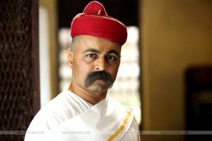 Subodh bhave as Lokmanya Tilak marathi Movie