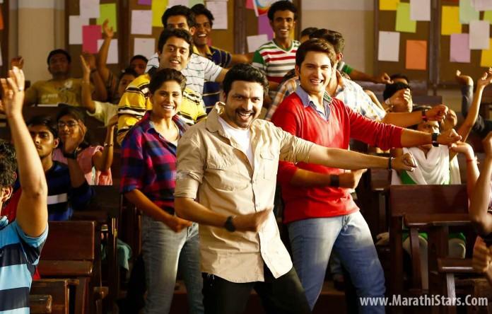 Classmates Marathi Movie Wallpapers