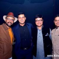Rahul Jadhav, Abrar Nadiadwala, Sachin Pilgaonkar and Vaibhav Bhor