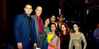 Murder Mestry Marathi Movie Team