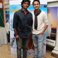 Music composer Rohit Shyam Raut & Sreedhar Menon