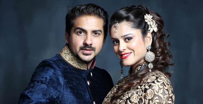 Pushkar Jog ties knot with Jasmine