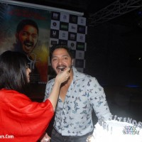 Shreyas Talapde with Wife Deepti talpade