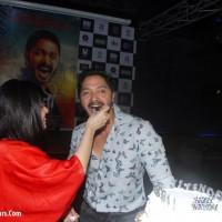 Shreyas Talapde with Wife Deepti talpade