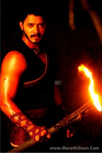 Shreyas Talpade - Baji Marathi movie