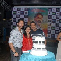 Shreyas Talpade,Deepti Talpade & Jitindra Joshi
