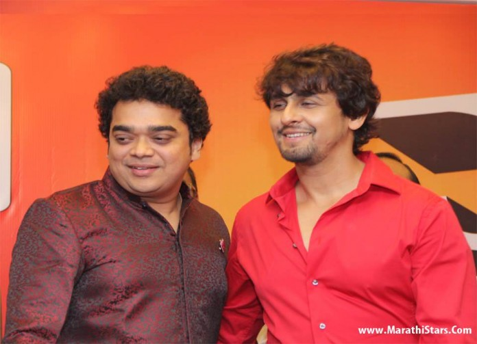 Sonu Nigam to sing Two songs for Upcoming Marathi film Cheater'