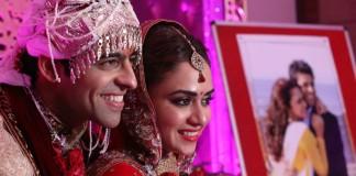 Amruta Khanvilkar & Himmanshoo Ashok Malhotra Wedding Photos