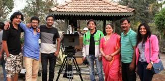 Jau Dya Na Balasaheb Movie Muhurt