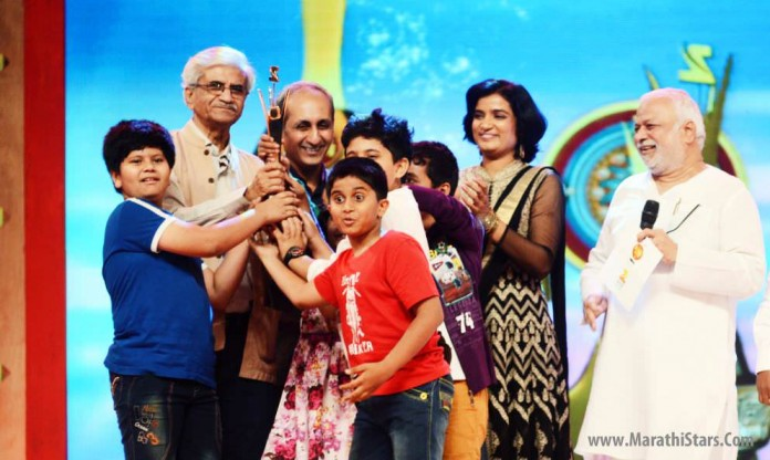 Elizabeth Ekadashi wins Best Film Award in Zee Chitragaurav Awards