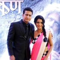 Jitendra Joshi and Urmila Kanetkar Kothare