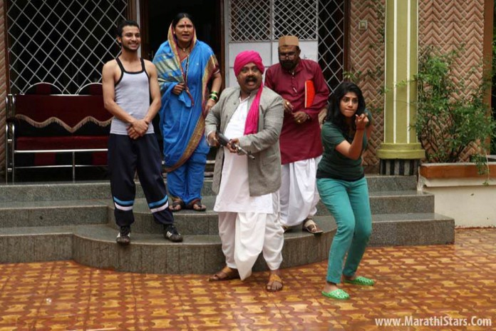 Just Gammat Marathi Movie Still Photos