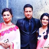 Kranti Redkar, Jitendra Joshi and Urmila Kanetkar Kothare