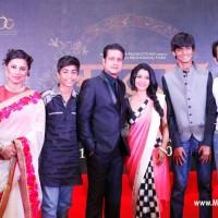 (L-R) Kranti Redkar, Ashitosh Gaikwad, Jitendra Joshi, Urmila Kothare. Aakash Banerjee and Ashok Shinde