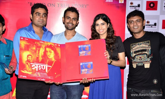 Sangeet and Siddharth Haldipur's magical music IN 'RUNH' released!