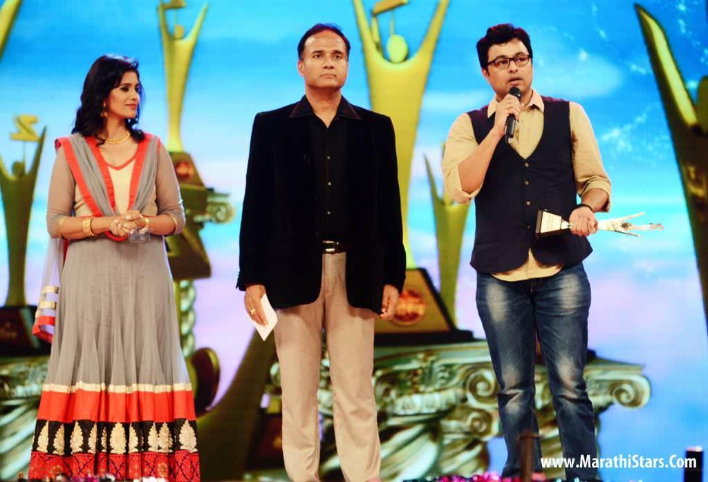Subodh Bhave - Zee Chitragaurav Awards