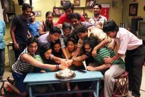Celebration on the sets of Dil Dosti Duniyadari