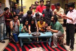 Celebration on the sets of Dil Dosti Duniyadari Photos (2)