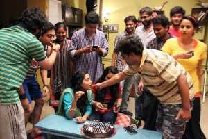 Celebration on the sets of Dil Dosti Duniyadari Photos (3)
