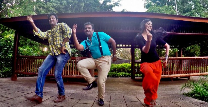 Folk Dance of Mauritius 'Jhakri' now in the film 'Cheater'!