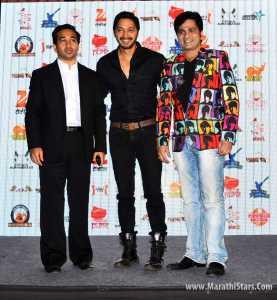 Nitesh Rane, Shreyas Talpade & Sushant Shelar