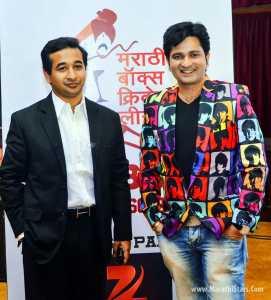Nitesh Rane & Sushant Shelar