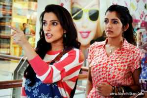 Priya Bapat - Tp2 On Location Stills
