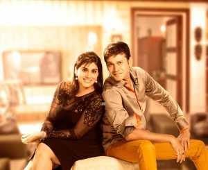 Sonali Kulkarni & Sameer Dharmadhikari